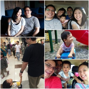 The fun, yet so exhausting trip to Bandung with family