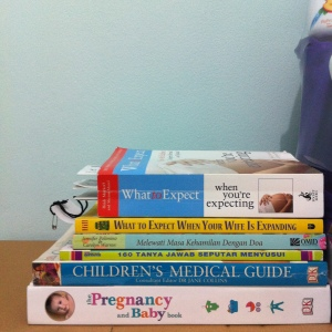 Recommended books to read during your pregnancy and motherhood