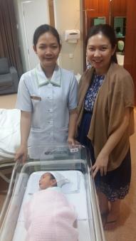 with suster Anggi
